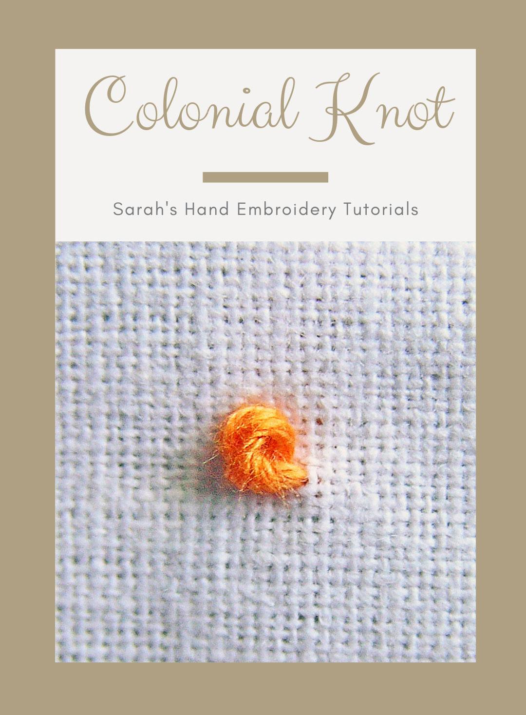 Bar knot child pattern flowers