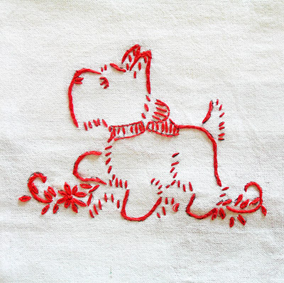 redwork sample