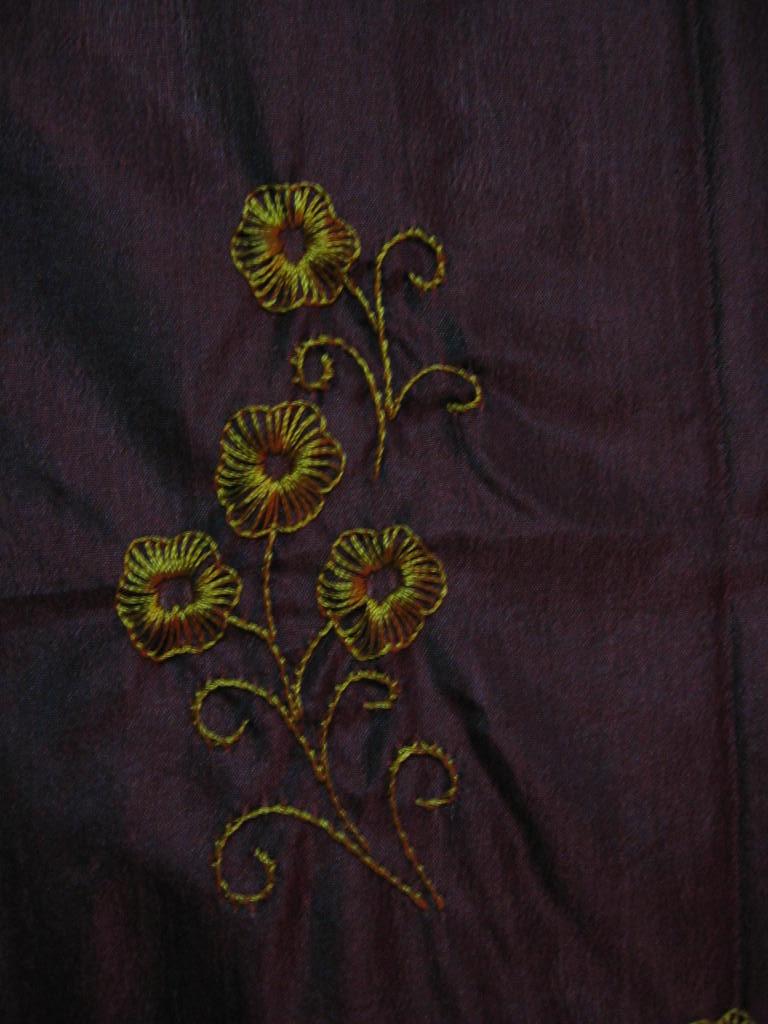 Buttonhole Stitch – Sarah's Hand Embroidery Tutorials